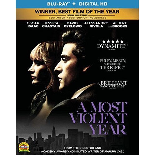 A Most Violent Year [Blu-ray+Digital HD]