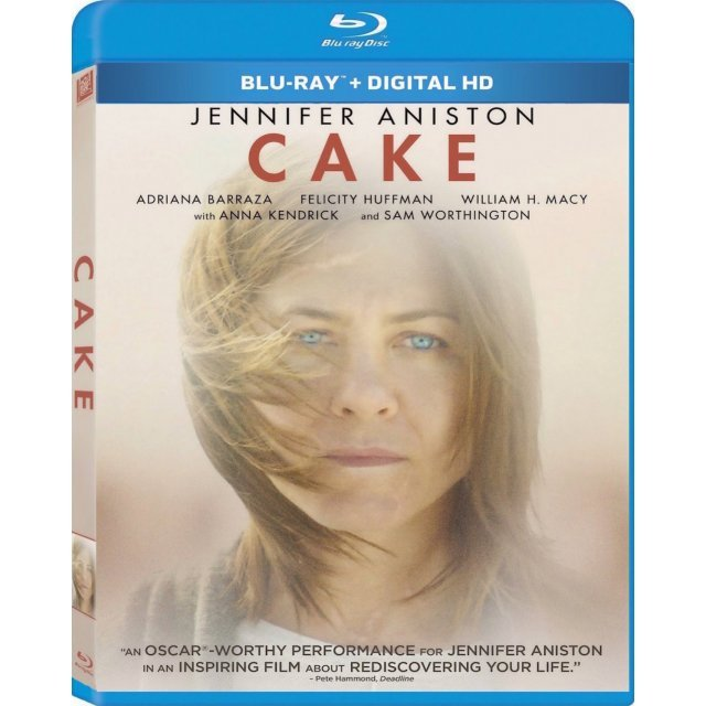 Cake [Blu-ray+Digital HD]