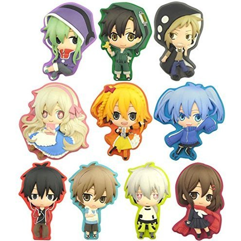 Deco*Rich Mekaku City Actors (Set of 10 pieces)