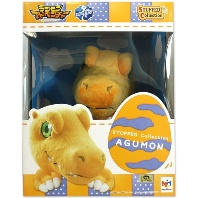 Digimon Adventure Stuffed Collection: Agumon