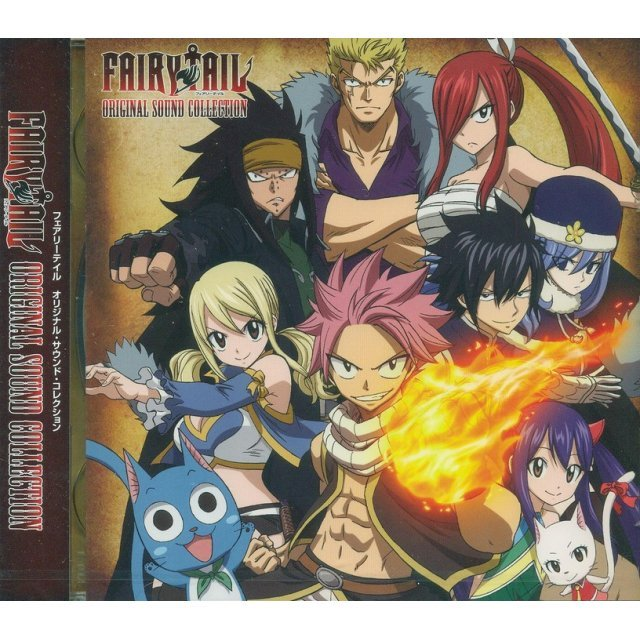 Fairy Tail Original Sound Collection
