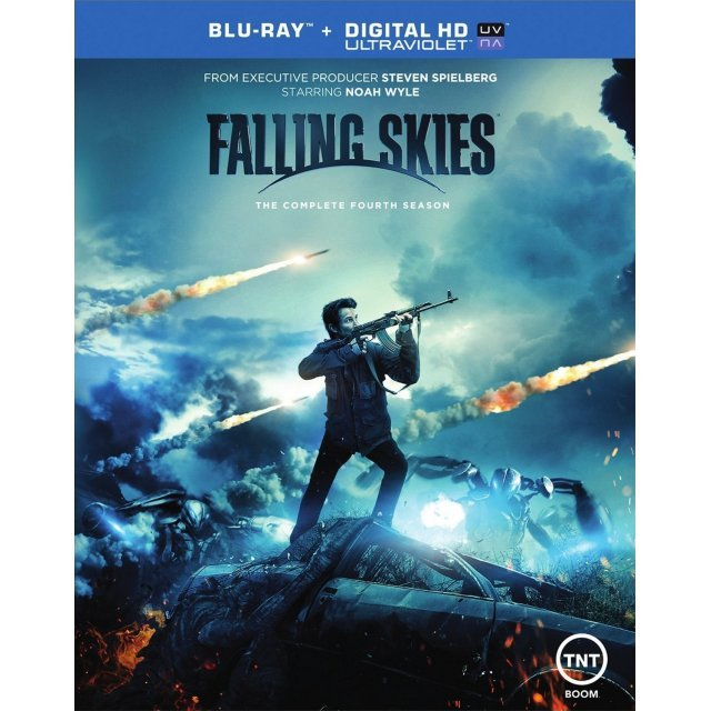Falling Skies: The Complete Fourth Season [Blu-ray+UltraViolet]