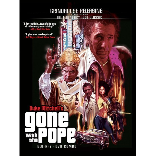 Gone with the Pope [BLu-ray+DVD]