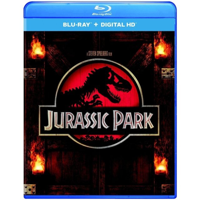 Jurassic Park [Blu-ray+Digital Copy]