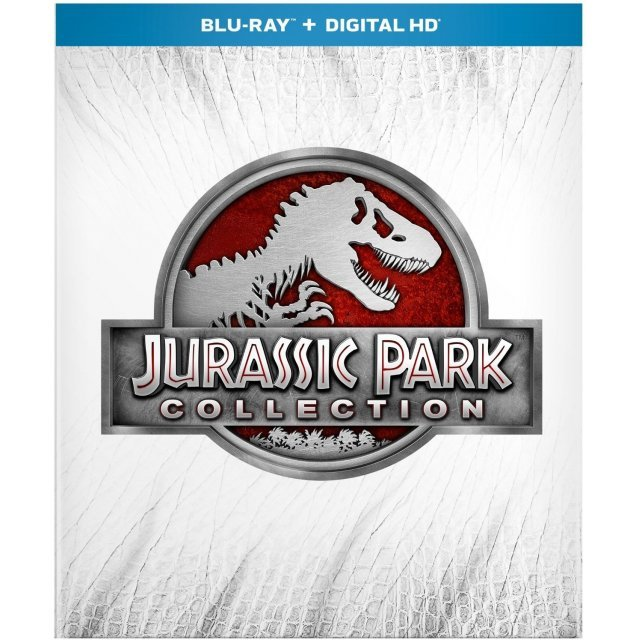Jurassic Park Collection [Blu-ray 3D+Blu-ray+Digital Copy]