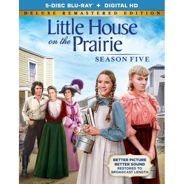 Little House on the Prairie: Season Five (Deluxe Remastered Edition)