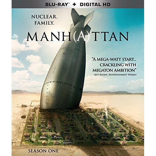 Manhattan: Season One [Blu-ray+UltraViolet]