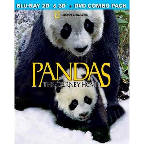 Pandas: The Journey Home 3D