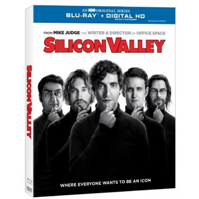 Silicon Valley: The Complete First Season  [Blu-ray+Digital Copy+UltraViolet]