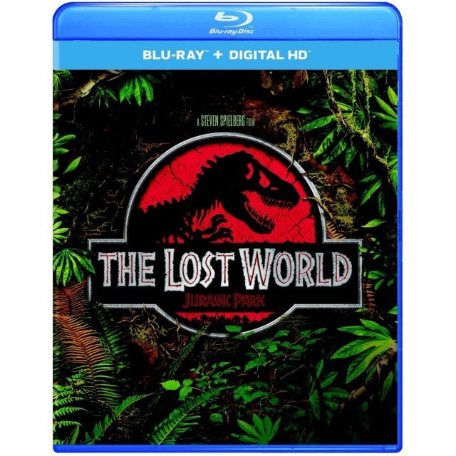 The Lost World: Jurassic Park (Remastered) [Blu-ray+Digital Copy]