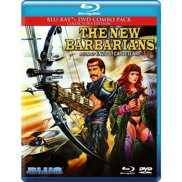The New Barbarians (Collector's Edition) [Blu-ray+DVD]