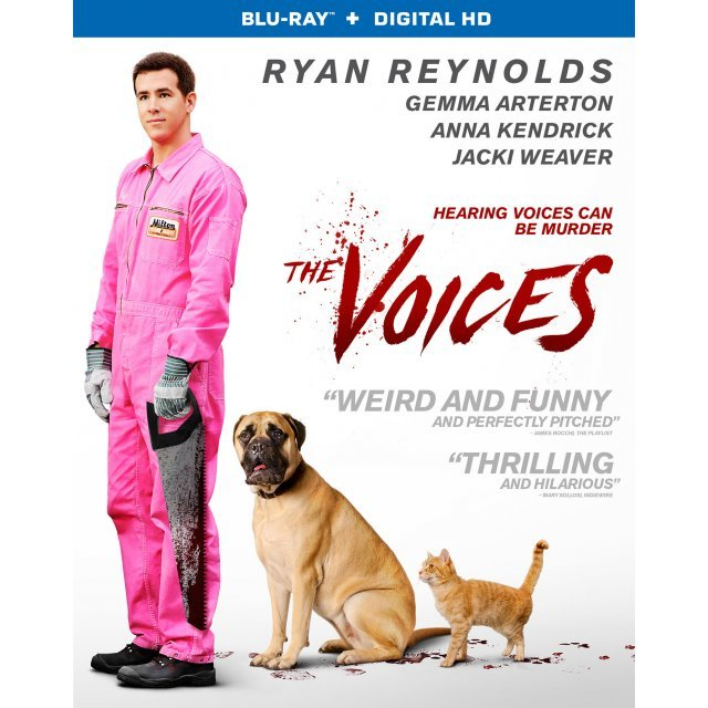 The Voices [Blu-ray+Digital Copy]