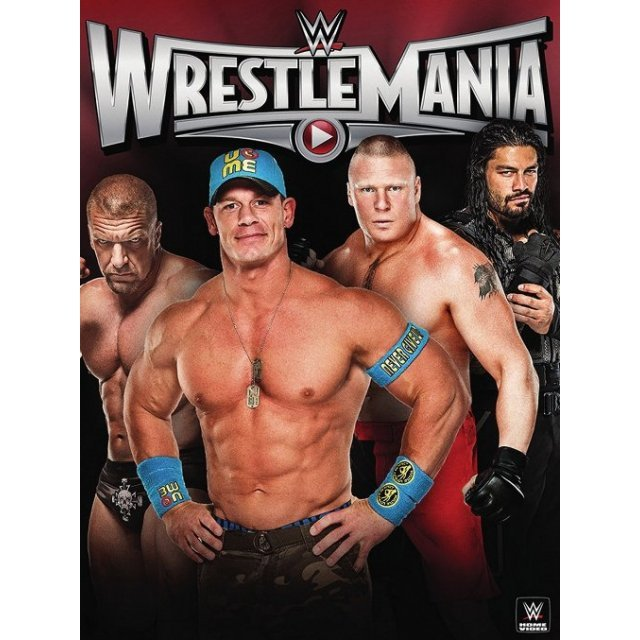 WWE: WrestleMania XXXI