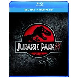 Jurassic Park III (Remastered) [Blu-ray+Digital Copy]