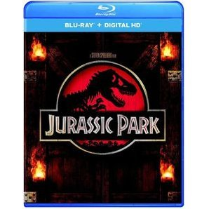 Jurassic Park (Remastered) [Blu-ray+Digital Copy]