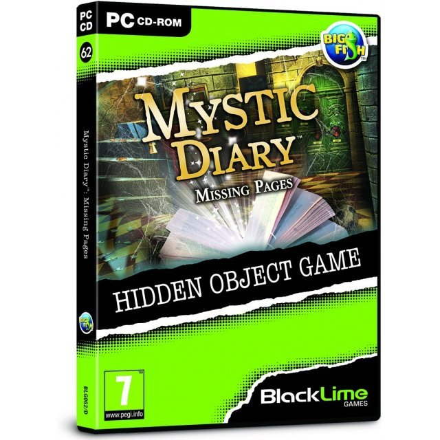 Mystic Diary: Missing Pages (DVD-ROM)
