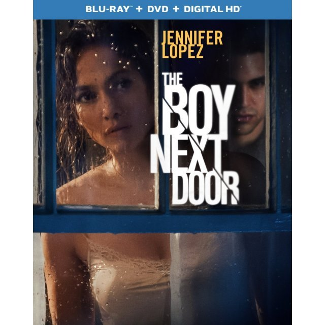 The Boy Next Door [Blu-ray+DVD+UltraViolet]