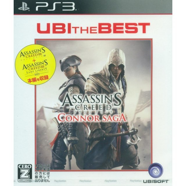 Assassin's Creed Connor Saga (UBI the Best)