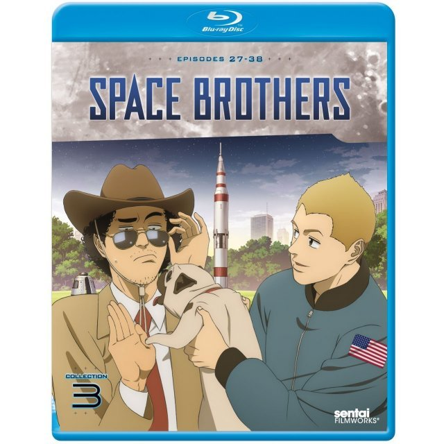 Space Brothers: Season 3 Collection