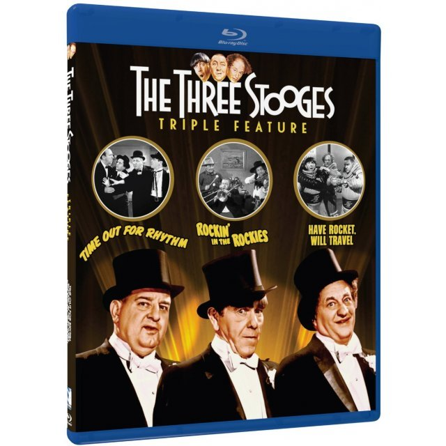 The Three Stooges Collection - Volume One - Triple Feature