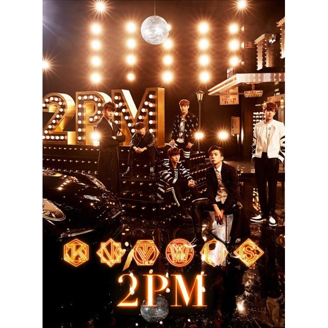 2pm Of 2pm [CD+DVD Limited Edition Type A]