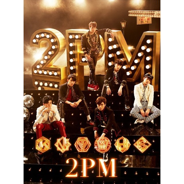 2pm Of 2pm [Limited Edition Type B]