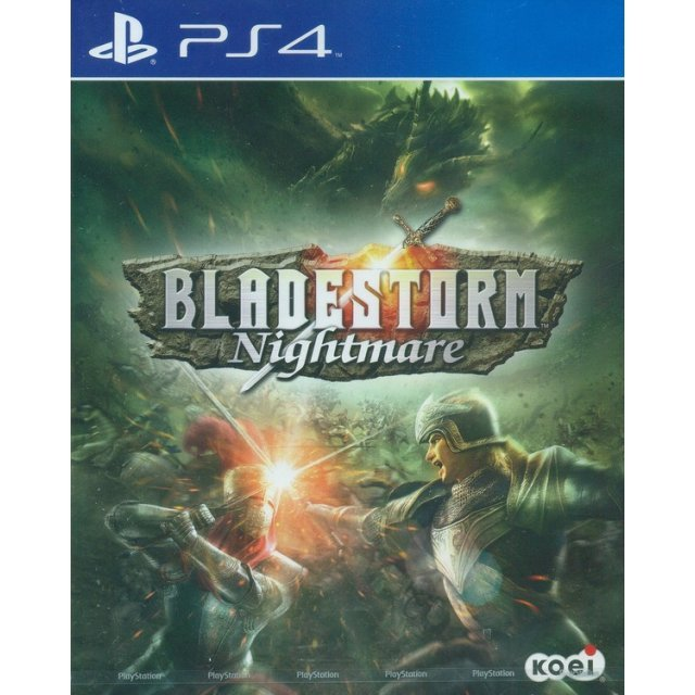 Bladestorm: Nightmare (English)