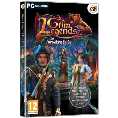 Grim Legends: The Forsaken Bride (Collector's Edition) (DVD-ROM)