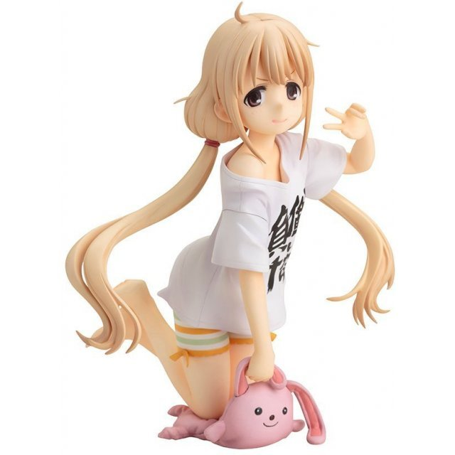 Idolm@ster Cinderella Girls 1/8 Scale Pre-Painted Figure: Futaba Anzu (Re-run)