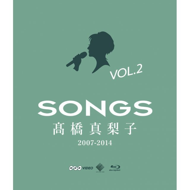 Songs Mariko Takahashi 2007-2014 Blu-ray Vol.2 2011-2014