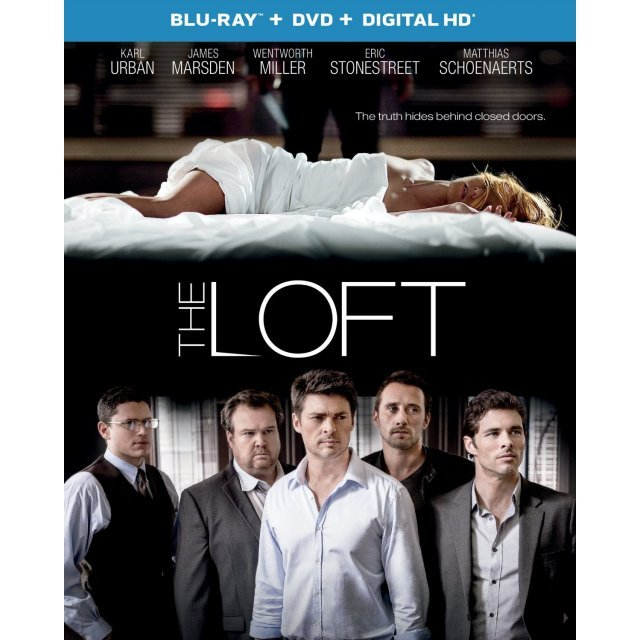 The Loft [Blu-ray+DVD+Digital Copy+UltraViolet]