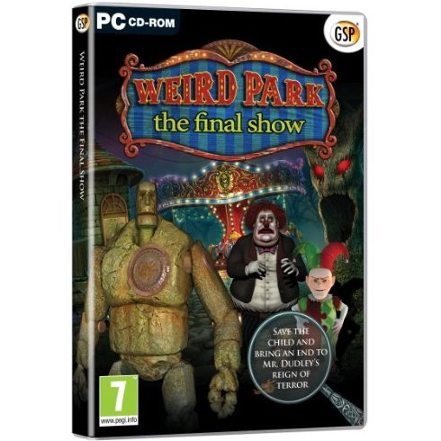 Weird Park: The Final Show (DVD-ROM)