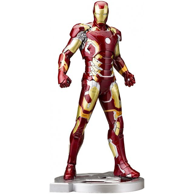 Avengers Age of Ultron: ARTFX Iron Man Mark 43