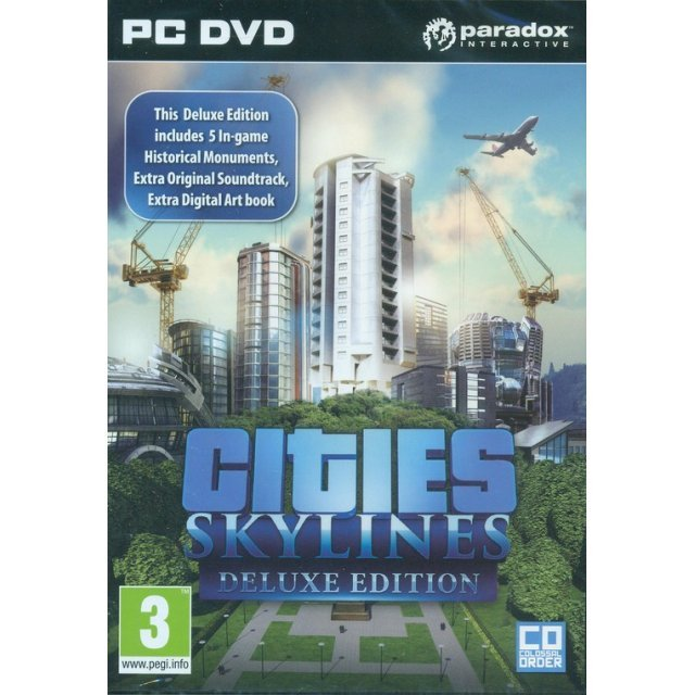 Cities: Skylines (Deluxe Edition) (Steam)