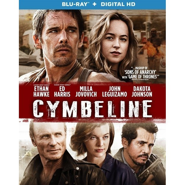 Cymbeline [Blu-Ray+Digital HD]