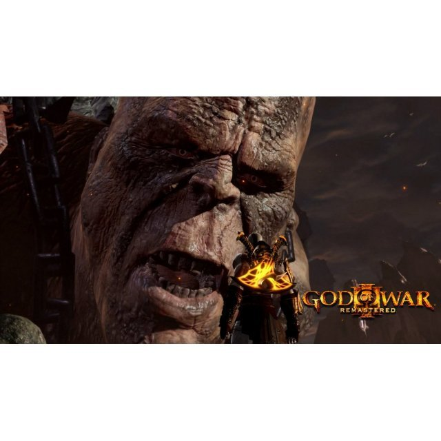 god of war 3 trailer 1080p