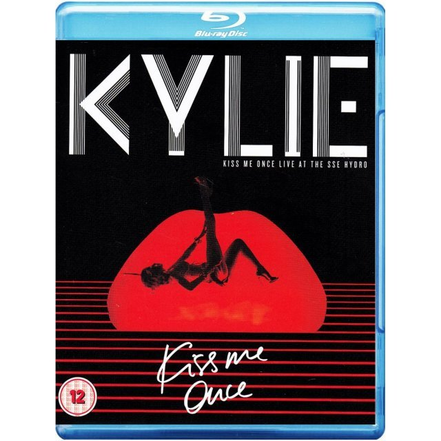 Kylie Minogue: Kiss Me Once - Live at the SSE Hydro [Blu-ray+CD]