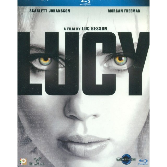 Lucy [Dolby Atmos Blu-ray]