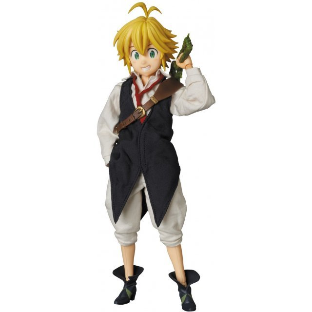 Real Action Heroes No.709 The Seven Deadly Sins: Meliodas