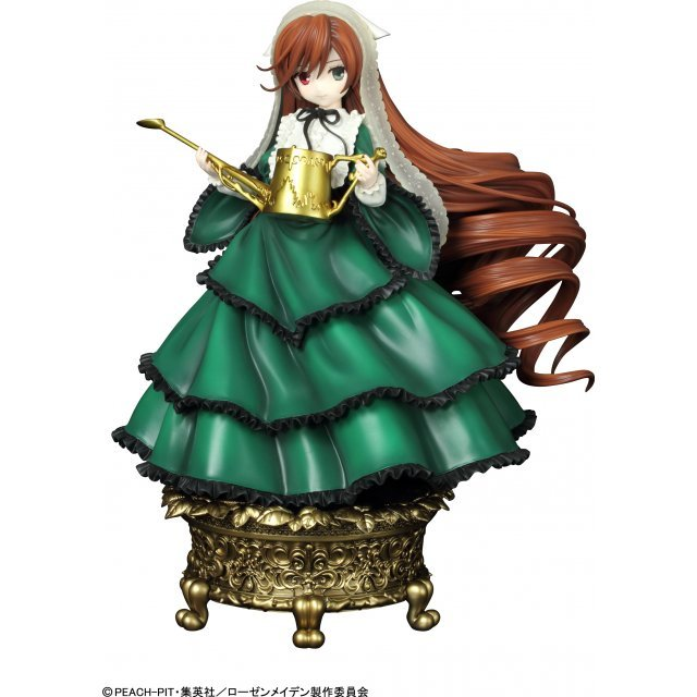Rozen Maiden 1/3 Scale Pre-Painted Figure: Suiseiseki (Re-run)