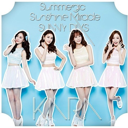 Summer Sick / Sunshine Miracle / Sunny Days [CD+DVD Limited Edition Type B]