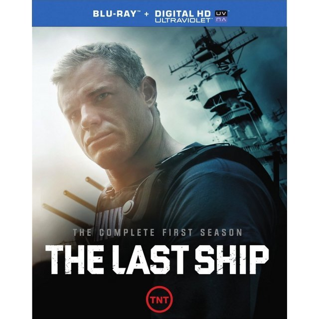 The Last Ship: The Complete First Season [Blu-ray+Digital HD+UltraViolet]
