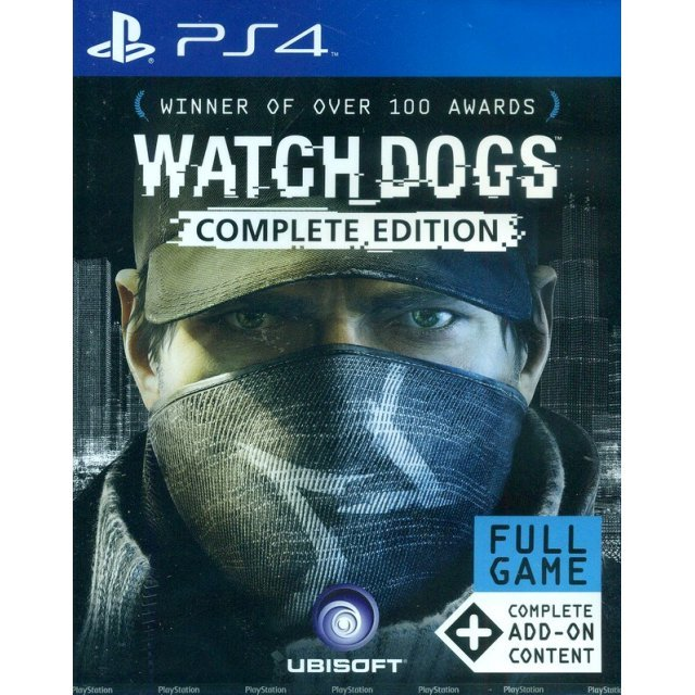 Watch Dogs (Complete Edition) (English)