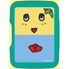 Character Card Case for 3DS (Funassyi Face)