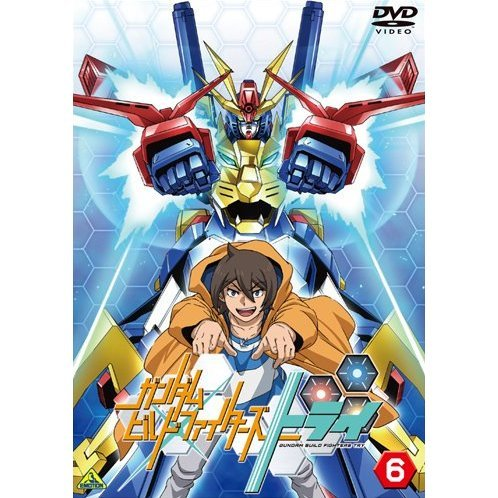 Gundam Build Fighters Try Vol.6