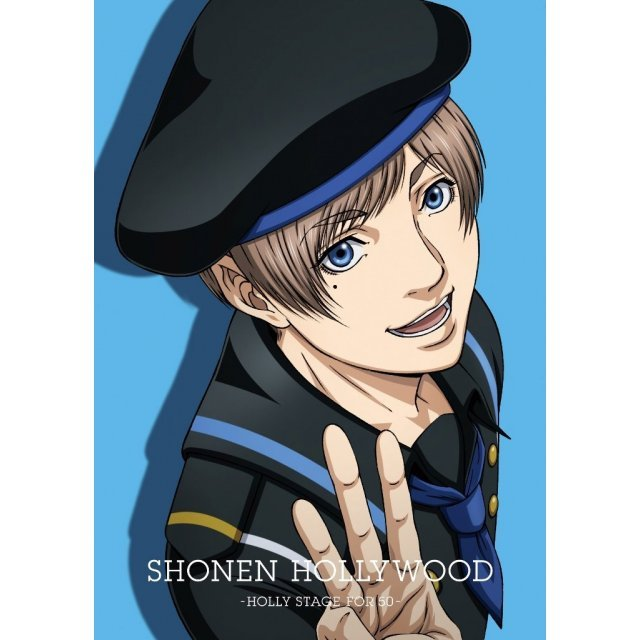 Shonen Hollywood - Holly Stage For 50 Vol.3 [Blu-ray+CD]