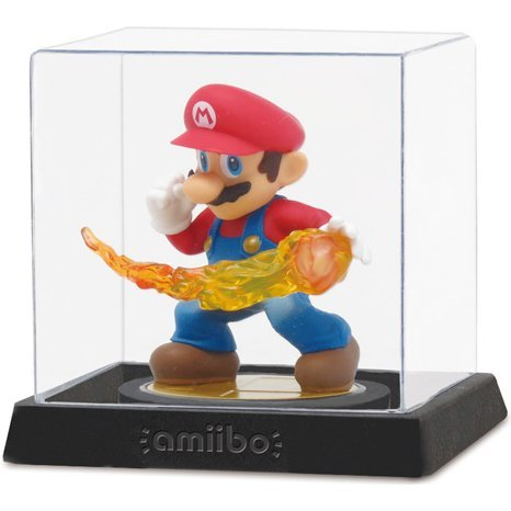 amiibo Clear Case