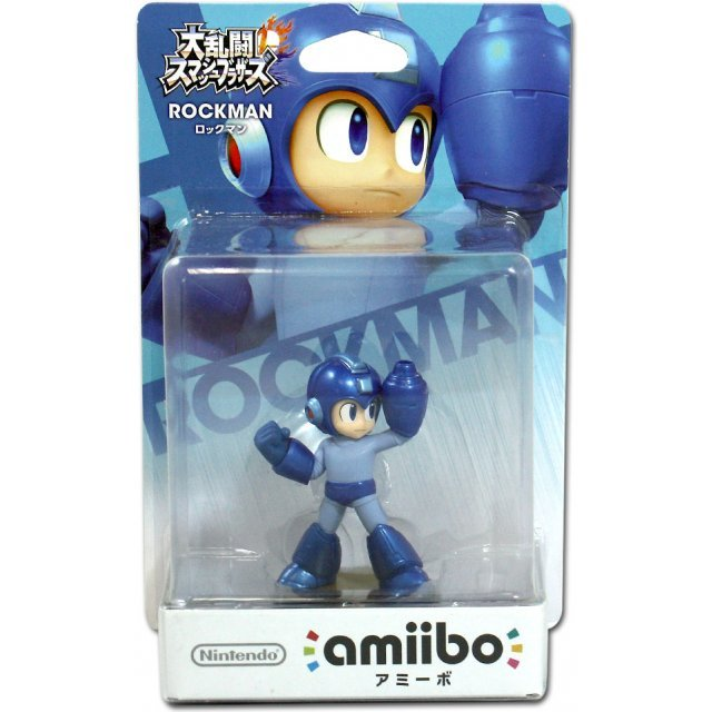 amiibo Super Smash Bros. Series Figure (Rockman) (Re-run)