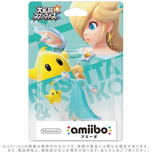 amiibo Super Smash Bros. Series Figure (Rosetta & Chiko) (Re-run)