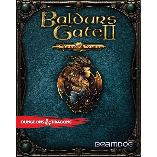 Baldur's Gate II: Enhanced Edition (DVD-ROM)